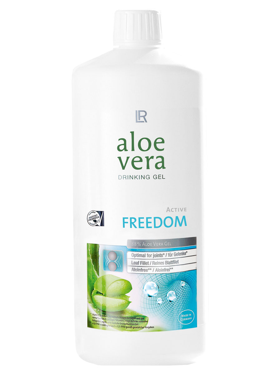 aloe vera trink gel freedom 1000ml. Black Bedroom Furniture Sets. Home Design Ideas